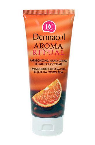 Dermacol Aroma Ritual Hand Cream Belgian Chocolate krém na ruce 100 ml Pro ženy