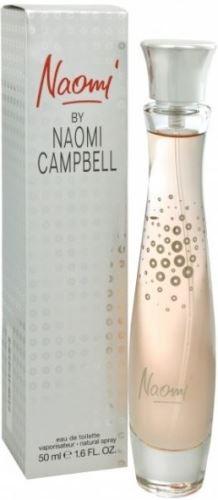 Naomi Campbell Naomi toaletní voda 10 ml Pro ženy vzorek