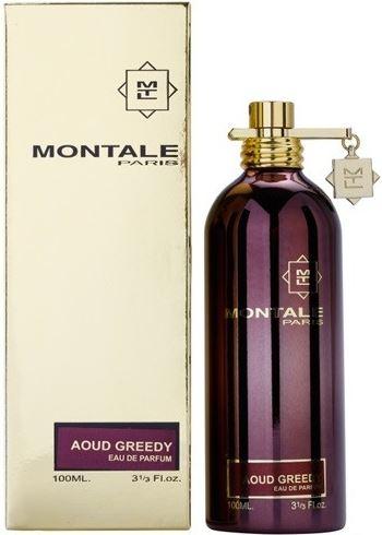 Montale Aoud Greedy parfémovaná voda 100 ml Unisex