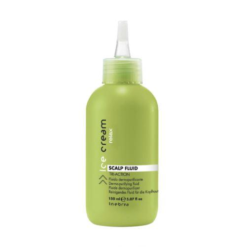 Inebrya RELAX Scalp Fluid exfoliační kúra 150 ml