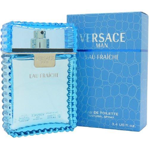 Versace Man Eau Fraiche toaletní voda 5 ml Pro muže vzorek