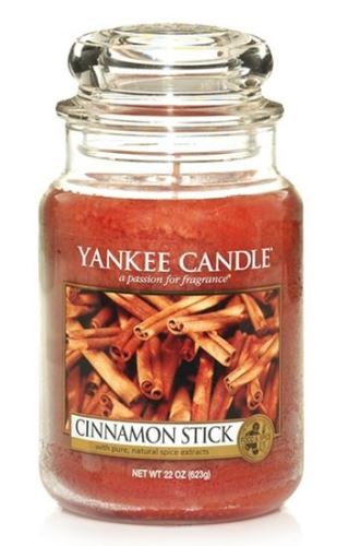 Yankee Candle Cinnamon Stick vonná svíčka 623 g