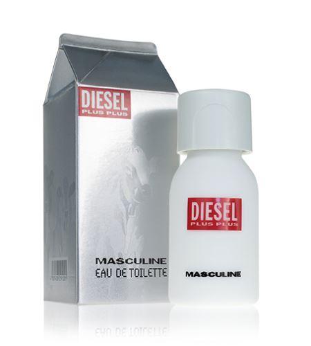 Diesel Plus Plus Masculine toaletní voda 75 ml Pro muže