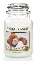 Yankee Candle Soft Blanket vonná svíčka 623 g