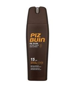 Piz Buin In Sun sprej na opalování SPF 15 200 ml