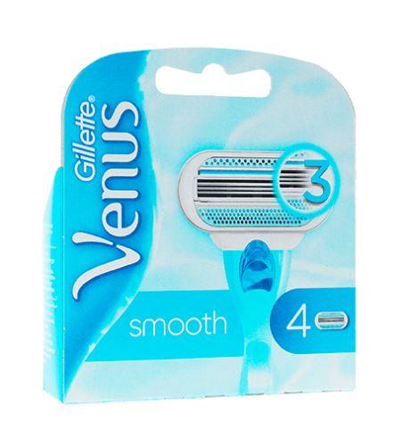 Gillette Venus náhradní břity 4ks Pro ženy