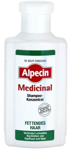 Alpecin Medicinal Shampoo Concentrate Oily Hair 200 ml