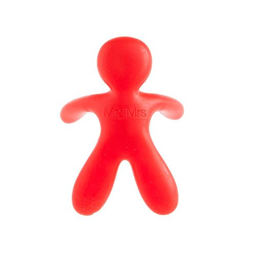 Mr&Mrs Fragrance Cesare Pepper Mint - červená