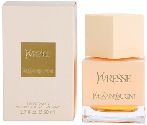 Yves Saint Laurent La Collection Yvresse toaletní voda 80 ml Pro ženy