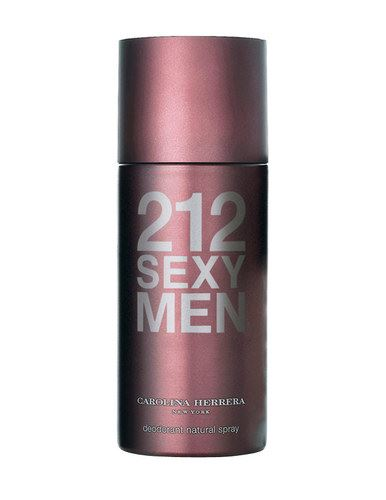 CAROLINA HERRERA 212 Sexy for Men Deospray 150 ml M
