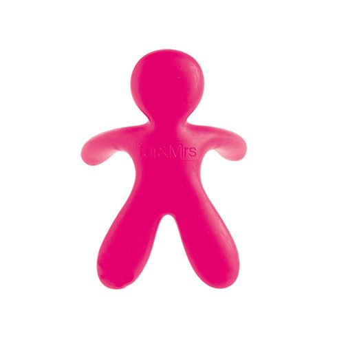 Mr&Mrs Fragrance Cesare Citrus & Musk - růžová