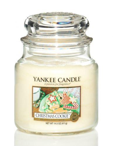 Yankee Candle Christmas Cookie vonná svíčka 411 g