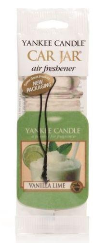 Yankee Candle TAG classic Vanilla lime TAG 1 ks