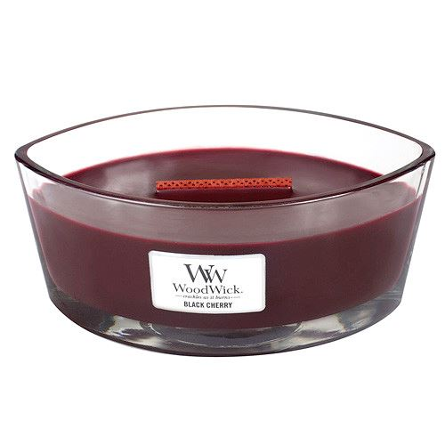WoodWick Black Cherry vonná svíčka 453 g