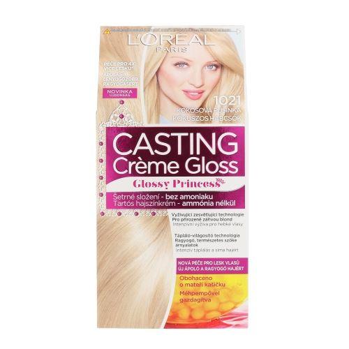 L'Oréal Paris Casting Creme Gloss Glossy Princess - 1021 Coconut Baby
