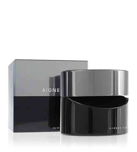 Aigner Black For Men toaletní voda 125 ml Pro muže