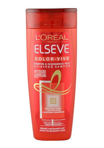 L'Oréal Paris Elseve Color Vive Shampoo 400 ml W