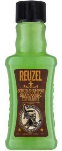 REUZEL Scrub Shampoo hluboce čistící exfoliační šampon na vlasy pro muže