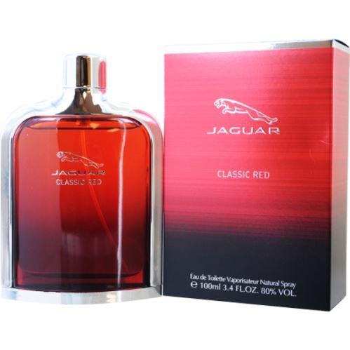 Jaguar Classic Red toaletní voda 100 ml Pro muže