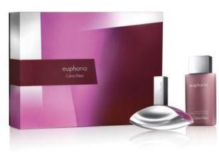 Calvin Klein Euphoria parfémovaná voda 100ml + tělové mléko 100ml Pro ženy dárková sada