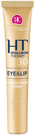 Dermacol Hyaluron Therapy 3D Eye & Lip Cream 15 ml