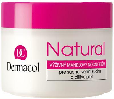 Dermacol Natural Almond Night 50 ml