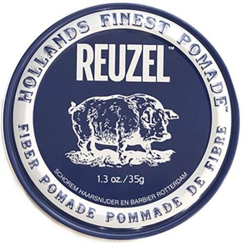 REUZEL Styling Fiber Pomade pomáda na vlasy se silným, dlouhotrvajícím zpevněním a přirozeným finišem pro muže