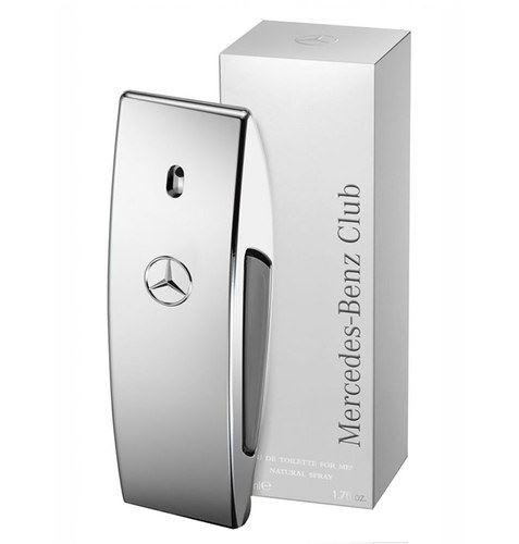 Mercedes-Benz Mercedes-Benz Club toaletní voda 50 ml Pro muže