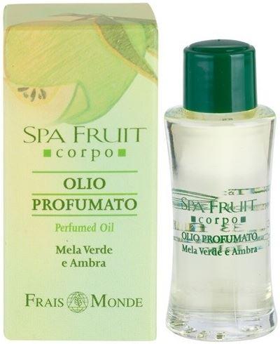 Frais Monde Spa Fruit Green Apple And Amber Parfémovaný olej 10 ml W
