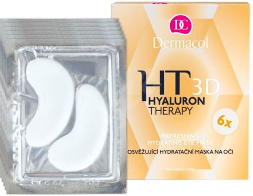 Dermacol Hyaluron Therapy 3D Refreshing Hydrating Eye Mask 36g
