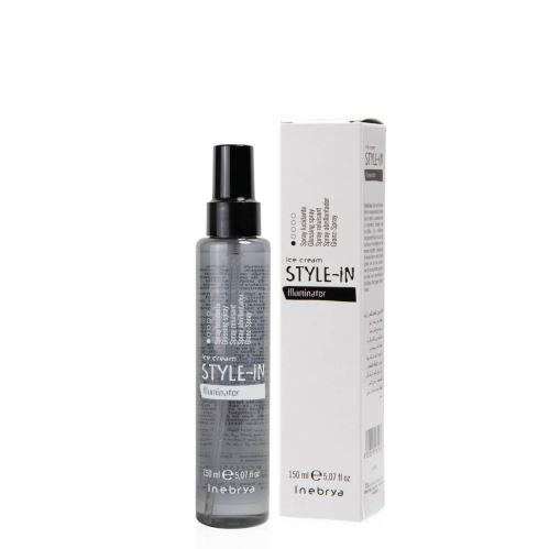 Inebrya STYLE-IN Illuminator prej pro lesk vlasů 150 ml