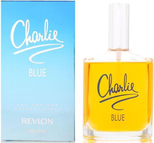 Revlon Charlie Blue Eau Fraiche toaletní voda 100 ml Pro ženy