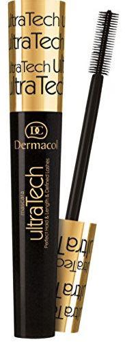 Dermacol Ultra Tech Mascara 10 ml - Black