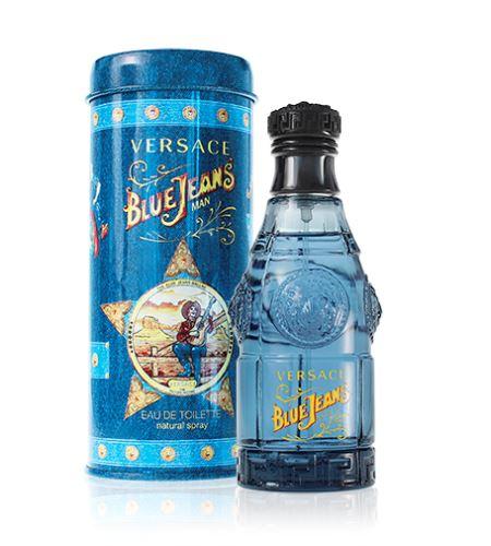 Versace Blue Jeans toaletní voda 75 ml Pro muže