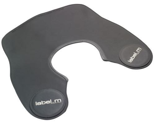 label.m Límec na střihání černý