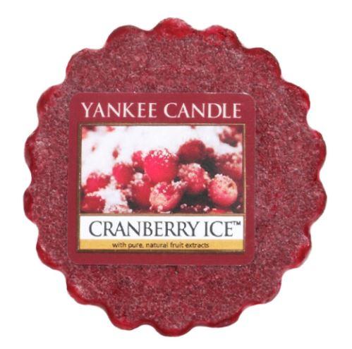 Yankee Candle Cranberry Ice vonný vosk 22,7 g